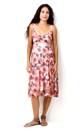 Ashlea rose sun dress