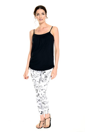 Maternity Printed Leggings