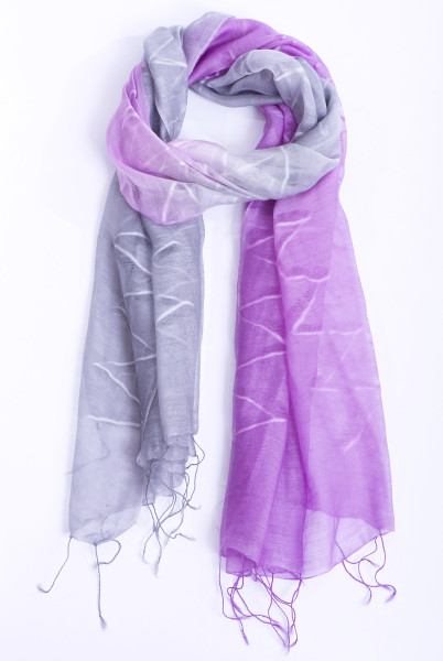 ghost pure silk scarf