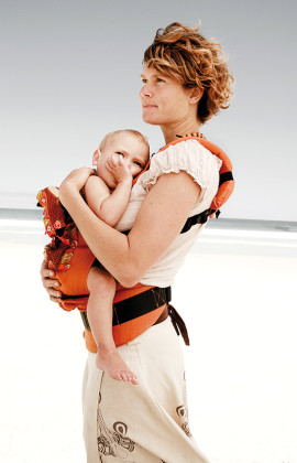 African Baby Carrier Delux