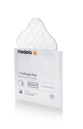 Medela hydrogel breastfeeding pads 4 pack