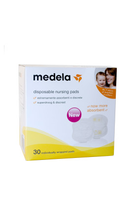 Medela disposable Nursing Bra Pads x 30