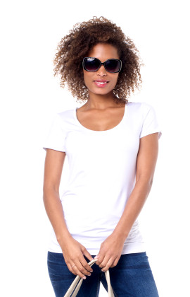 Basic Maternity T-Shirt