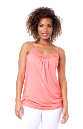 Drawstring Breastfeeding Cami