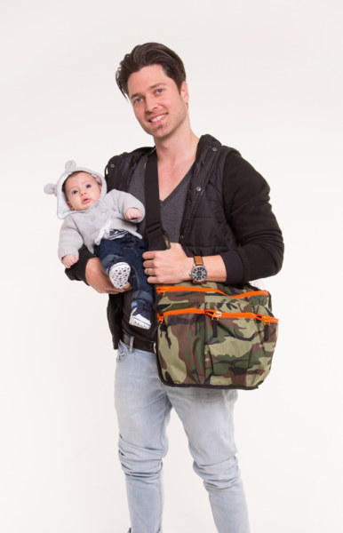 DaddyKool Diaper Bag